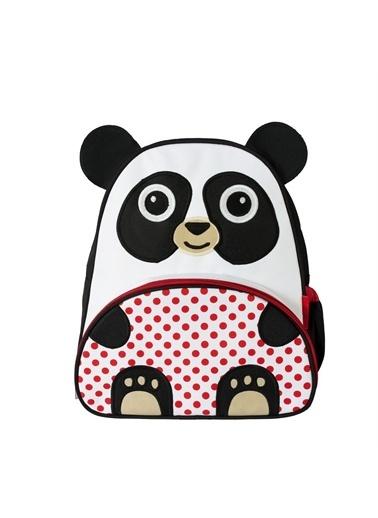 Zoozy Panda Sirt Çantasi Renkli